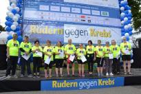 "Benefiz-Regatta ""Rudern gegen Krebs"" am 15. Juli 2017 in Kiel"