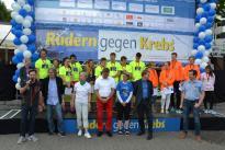 "Benefiz-Regatta \""Rudern gegen Krebs\"" am 15. Juli 2017 in Kiel"